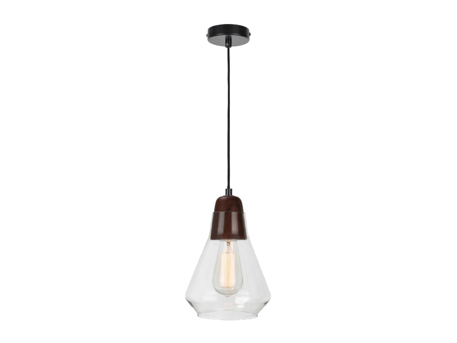 15 best collection of tubular pendant lights 1 light pendant in walnutglass for tubular pendant lights image 1 of 15 arubaitofo Gallery