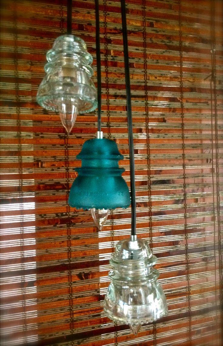 106 Best Insulator & Lamp Ideas Images On Pinterest | Lights throughout Insulator Pendant Lights (Image 1 of 15)