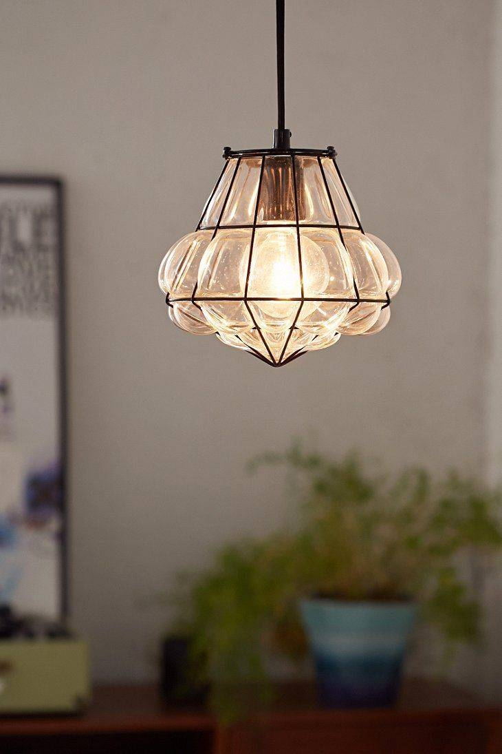 109 Best Kitchen Ideas Images On Pinterest | Kitchen, Home And for Paxton Hand Blown Glass 8 Lights Pendants (Image 1 of 15)