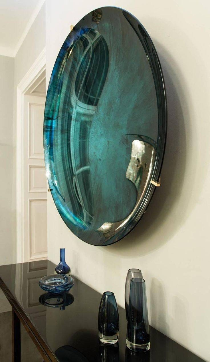 109 Best Wall Decor Images On Pinterest | Wall Decor, Mirror And within Round Convex Wall Mirrors (Image 1 of 15)