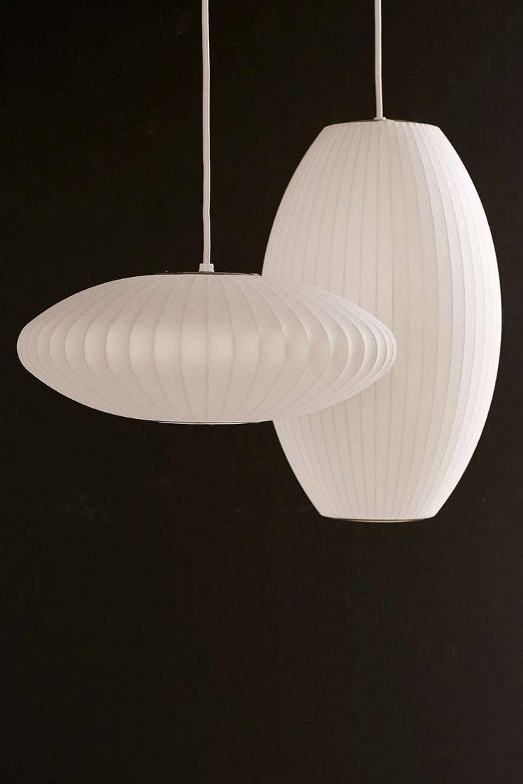 11 Best Light For Lounge Room Images On Pinterest | George Nelson regarding Nelson Pendant Lights (Image 1 of 15)