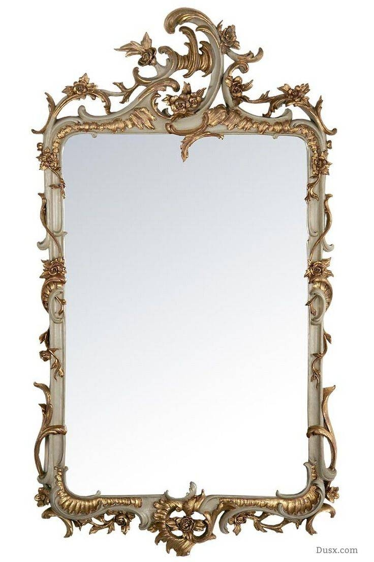 110 Best What Is The Style - French Rococo Mirrors Images On for Rococo Style Mirrors (Image 2 of 15)