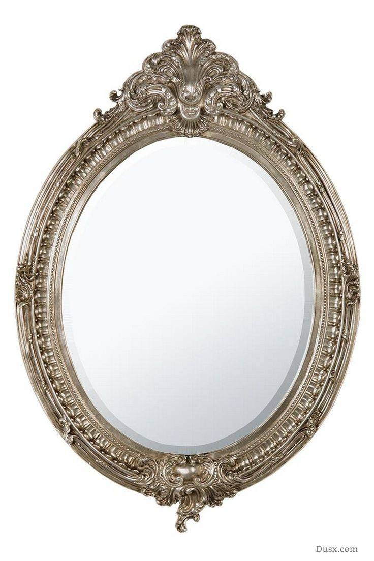 110 Best What Is The Style – French Rococo Mirrors Images On Intended For French Oval Mirrors (View 1 of 15)
