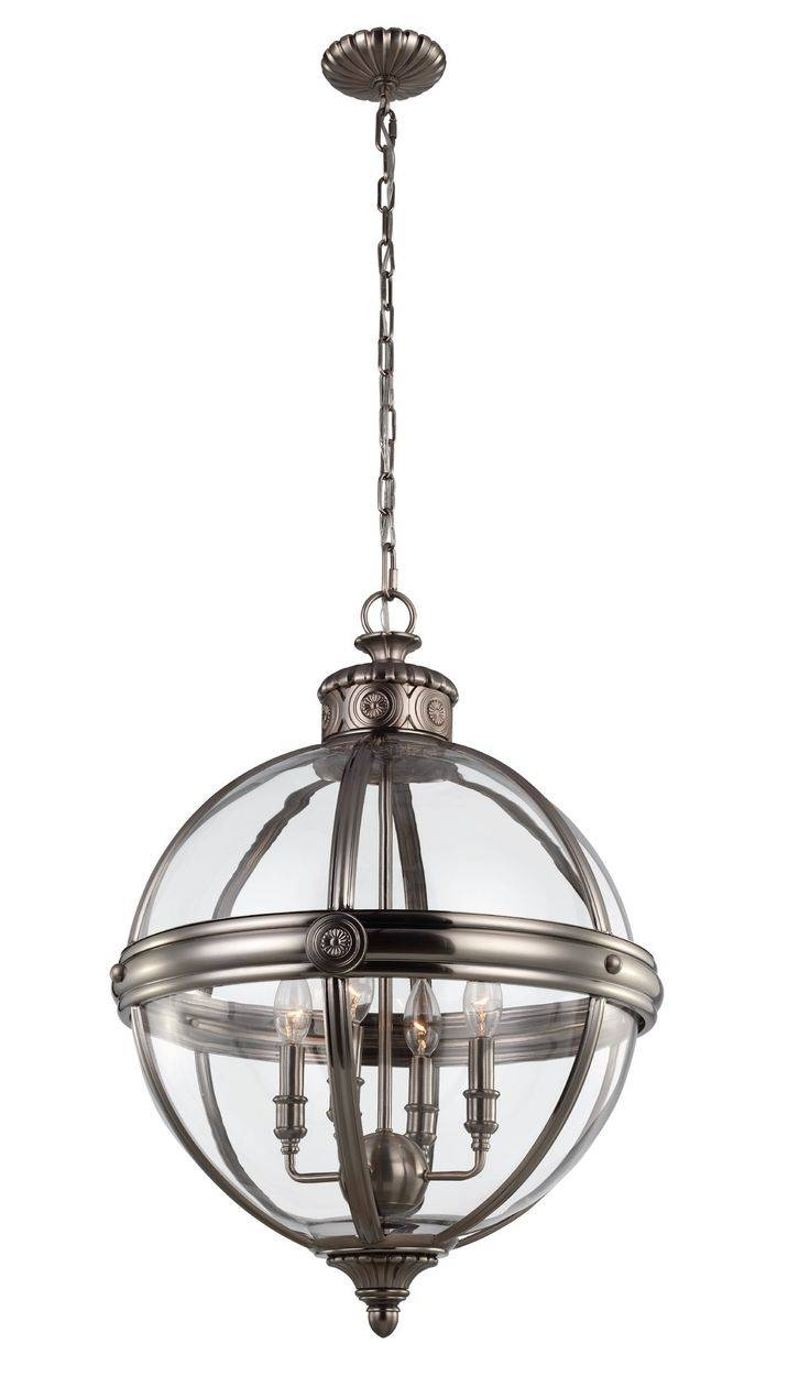 113 Best Banded Globe Pendant Light Fixtures Images On Pinterest with regard to Apothecary Pendant Lights (Image 1 of 15)