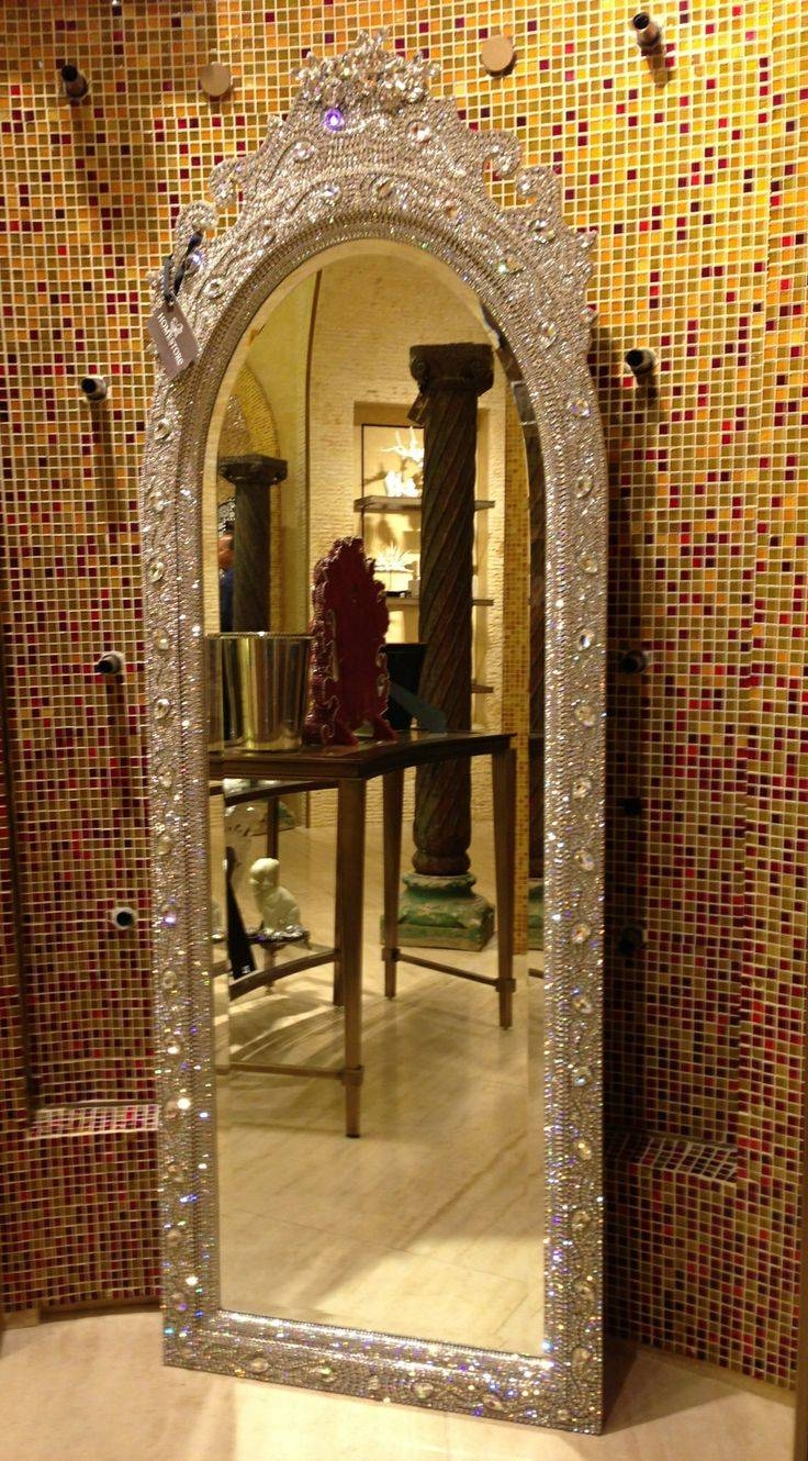 116 Best All That Glitters! Images On Pinterest | Glitter with Glitter Wall Mirrors (Image 1 of 15)