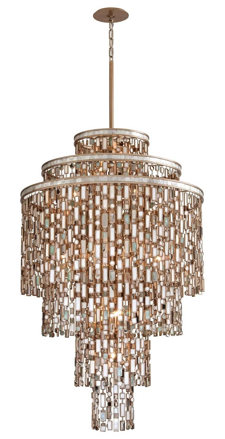 126 Best Lighting Images On Pinterest | Troy, Light Fixtures And regarding Corbett Vertigo Medium Pendant Lights (Image 1 of 15)