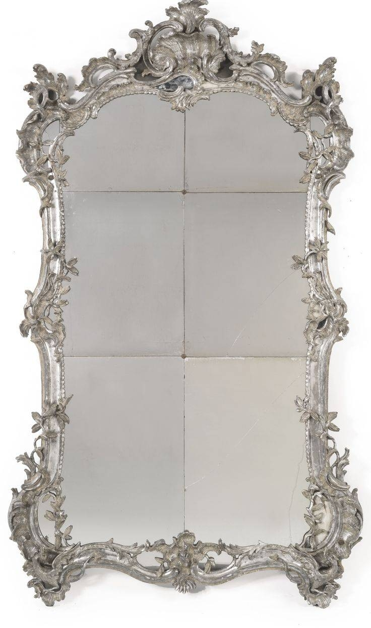 137 Best Mirrors Images On Pinterest | Antique Furniture, Antique with regard to Modern Baroque Mirrors (Image 1 of 15)