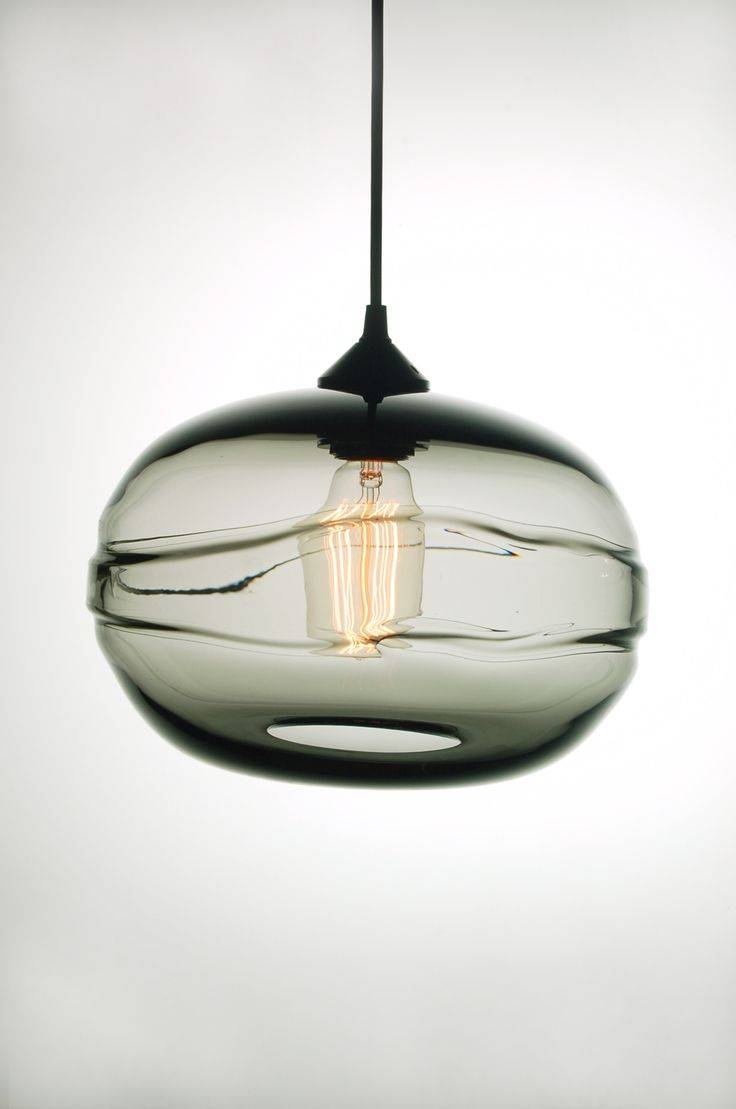 141 Best 301W Lighting - Small Pendants Images On Pinterest with regard to Paxton Hand Blown Glass 8 Lights Pendants (Image 3 of 15)