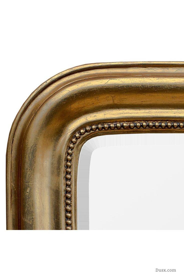 142 Best French Style Louis Philippe Mirrors Are Available At Www regarding Gold French Mirrors (Image 7 of 15)