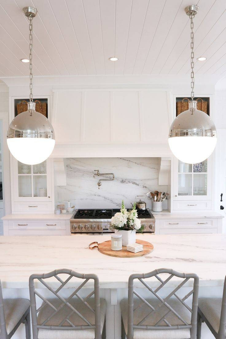 151 Best Kitchen Images On Pinterest | Kitchen Ideas, Kitchen And With Regard To Small Hicks Pendants (View 1 of 15)
