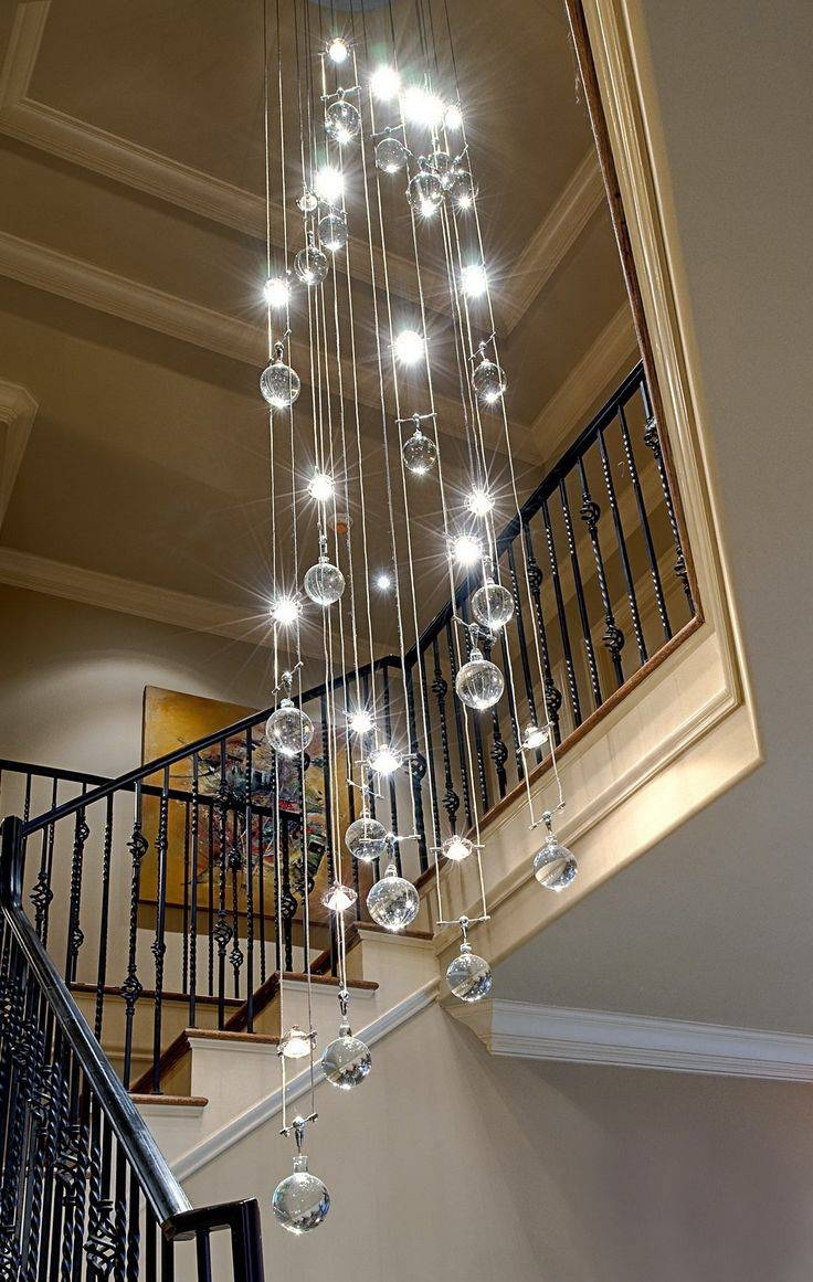 16 Best Globe Lighting Images On Pinterest | Pendant Lighting with regard to Pendant Lights Stairwell (Image 2 of 15)