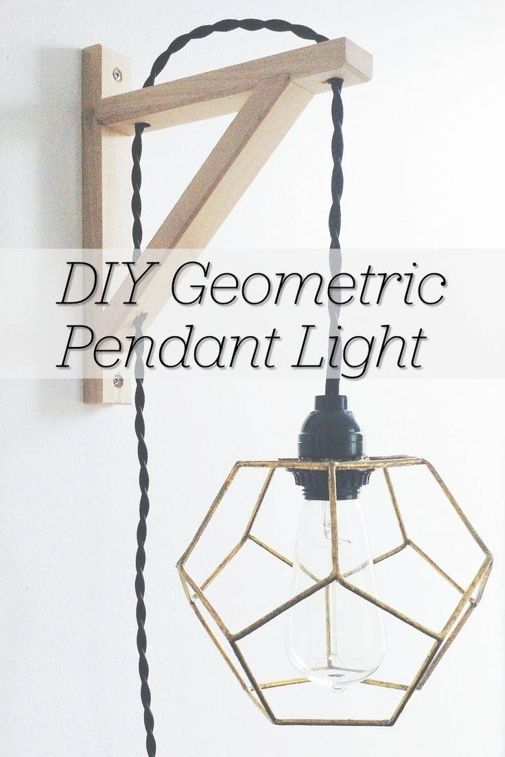 182 Best Lighting Diy Images On Pinterest | Lights, Mid Century in Himmeli Pendant Lights (Image 1 of 15)