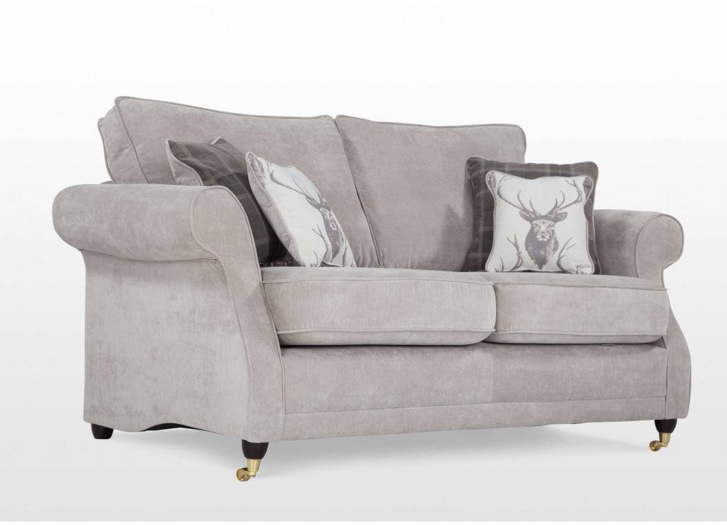 2 Seater Fabric High Back Sofa   Dorchester For High Back Sofas And Chairs  (Image