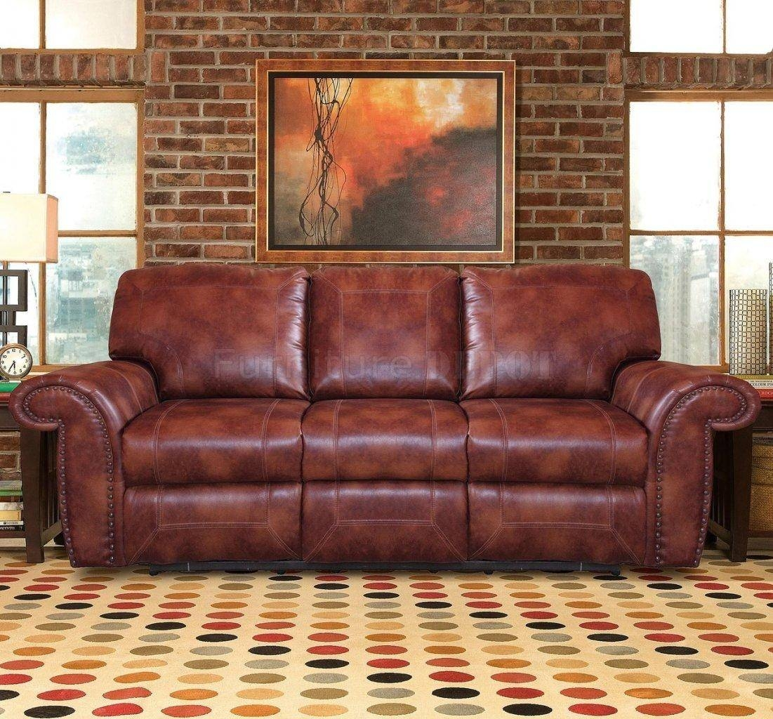 20 Photos Burgundy Leather Sofa Sets | Sofa Ideas For Burgundy Leather Sofa  Sets (Image