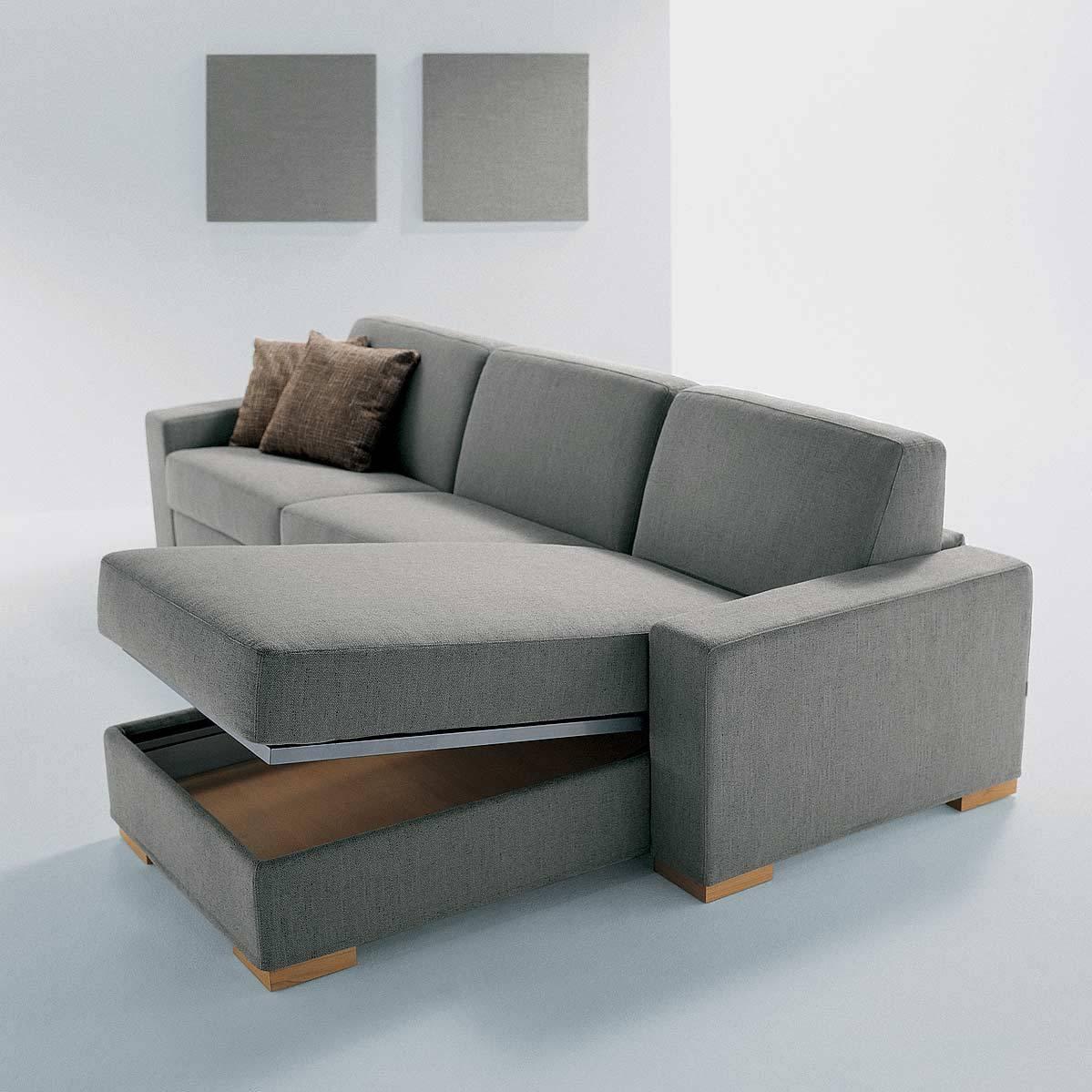 2016 Modern Minimalist Fabric Sofa Bed / King Size Sofa Beds throughout King Size Sofa Beds (Image 1 of 15)