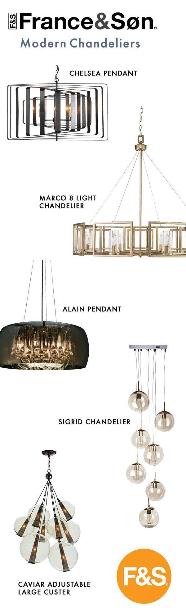 2071 Best The Light Fantastic Images On Pinterest | Home inside Caviar Lights Fixtures (Image 1 of 15)