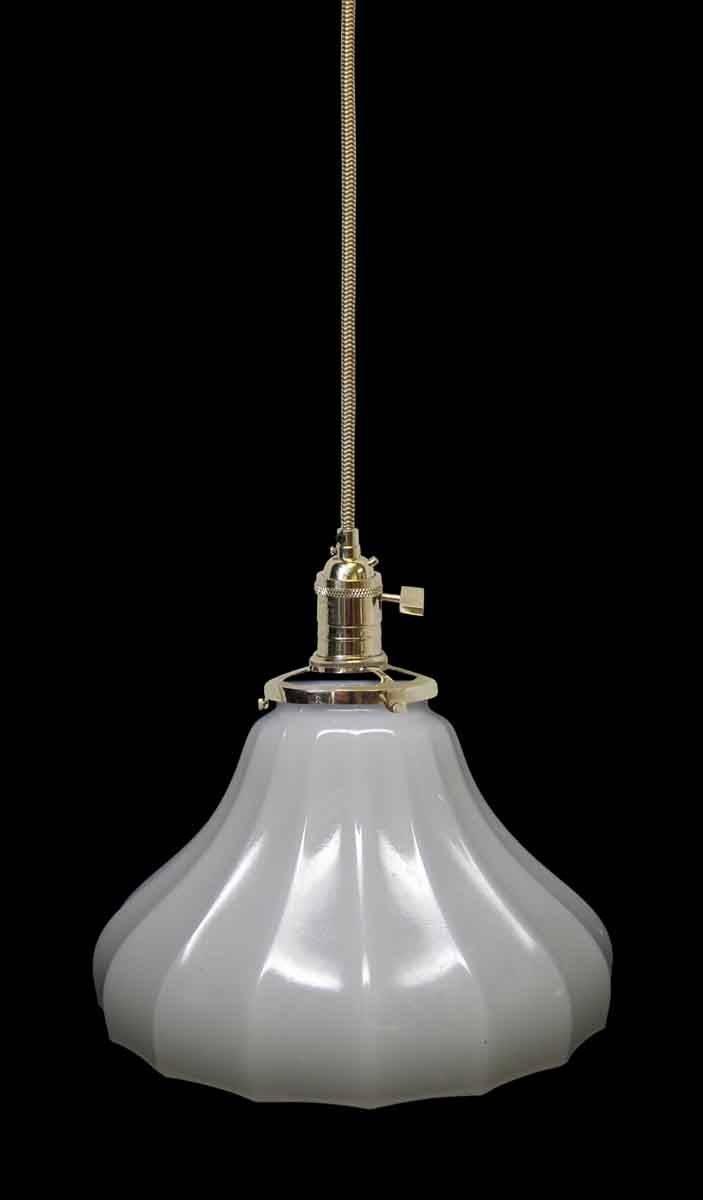 2392 Best Milk Glass Images On Pinterest | Milk Glass, Glass intended for Milk Glass Pendants (Image 1 of 15)