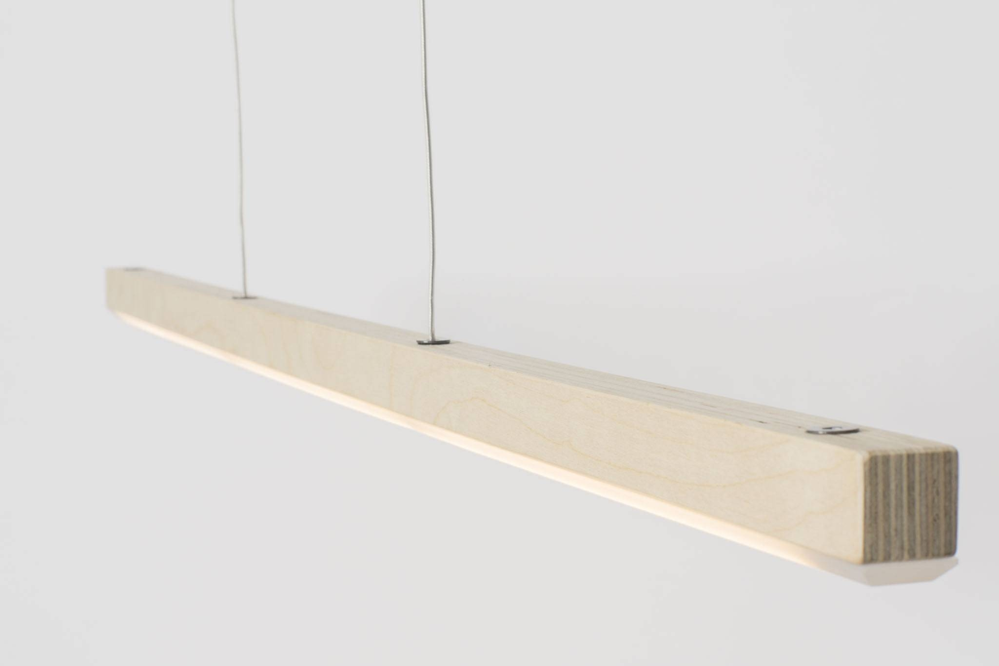 24Mm Line Led Pendant Light – Crowdyhouse regarding Led Pendant Lights (Image 1 of 15)