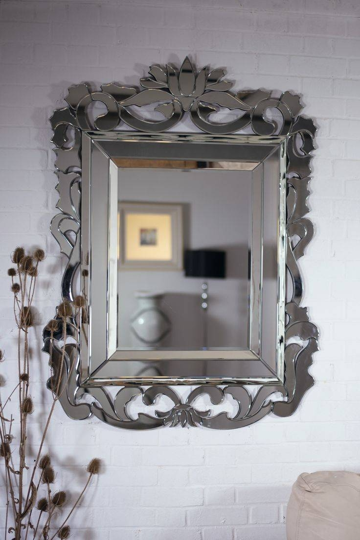 25 Best Art Deco Mirrors Images On Pinterest | Art Deco Mirror within Large Venetian Wall Mirrors (Image 1 of 15)