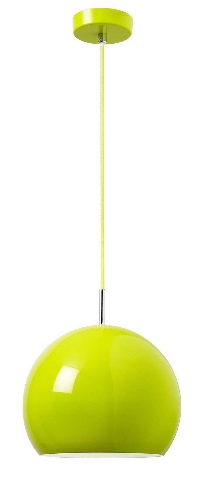 27 Best Kitchen Lights Images On Pinterest | Kitchen Lighting regarding Lime Green Pendant Lights (Image 1 of 15)