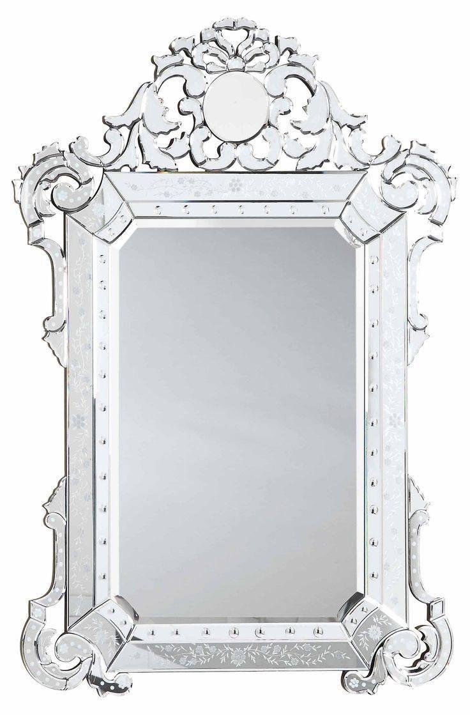 273 Best Venetian Mirrors Images On Pinterest | Venetian Mirrors regarding Black Venetian Mirrors (Image 1 of 15)