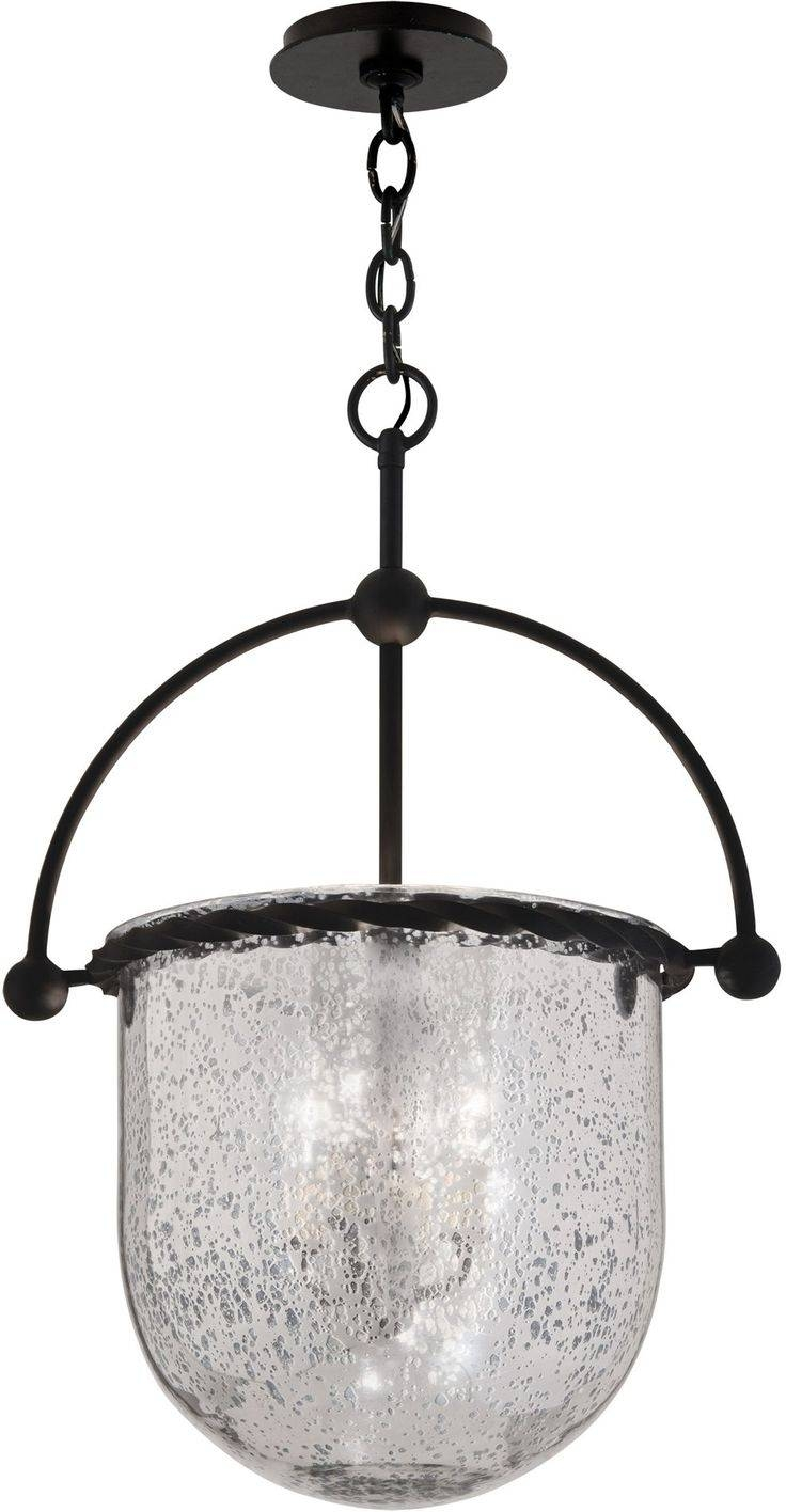 29 Best Lighting - Mercury Glass Images On Pinterest | Mercury for Serena Antique Mercury Glass Pendants (Image 1 of 15)