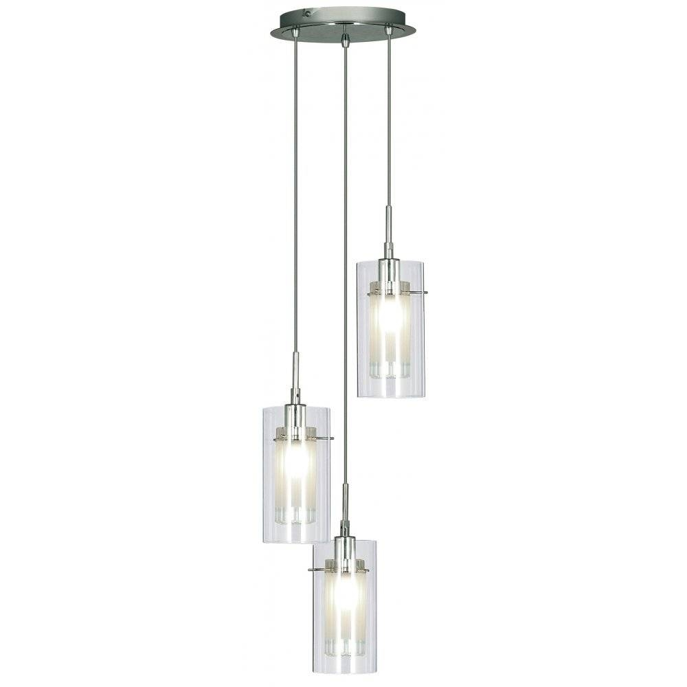 3 Pendant Lights – Baby Exit With Regard To 3 Pendant Light Kits (View 11 of 15)