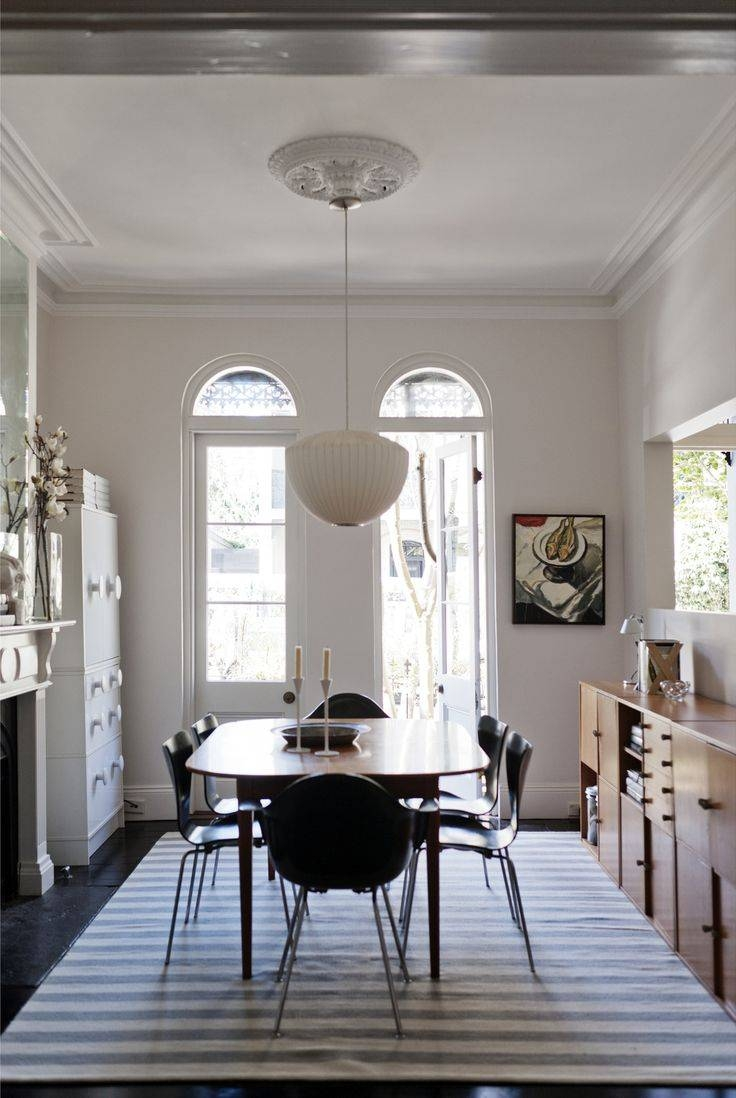 358 Best George Nelson Bubble Lamps Images On Pinterest | George in Nelson Pendant Lights (Image 3 of 15)