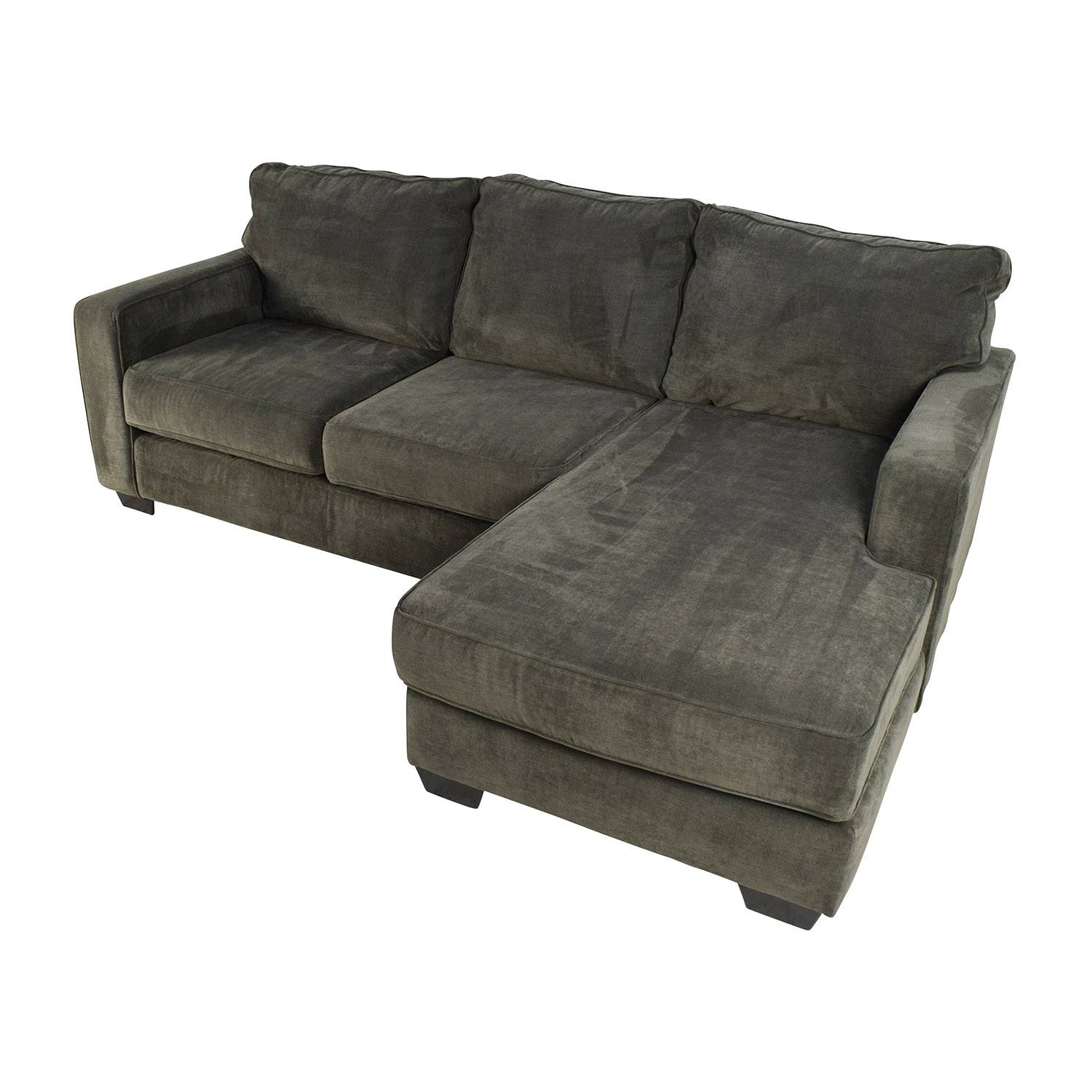 37% Off - Jennifer Convertibles Jennifer Convertibles Sectional intended for Jennifer Sofas And Sectionals (Image 1 of 15)