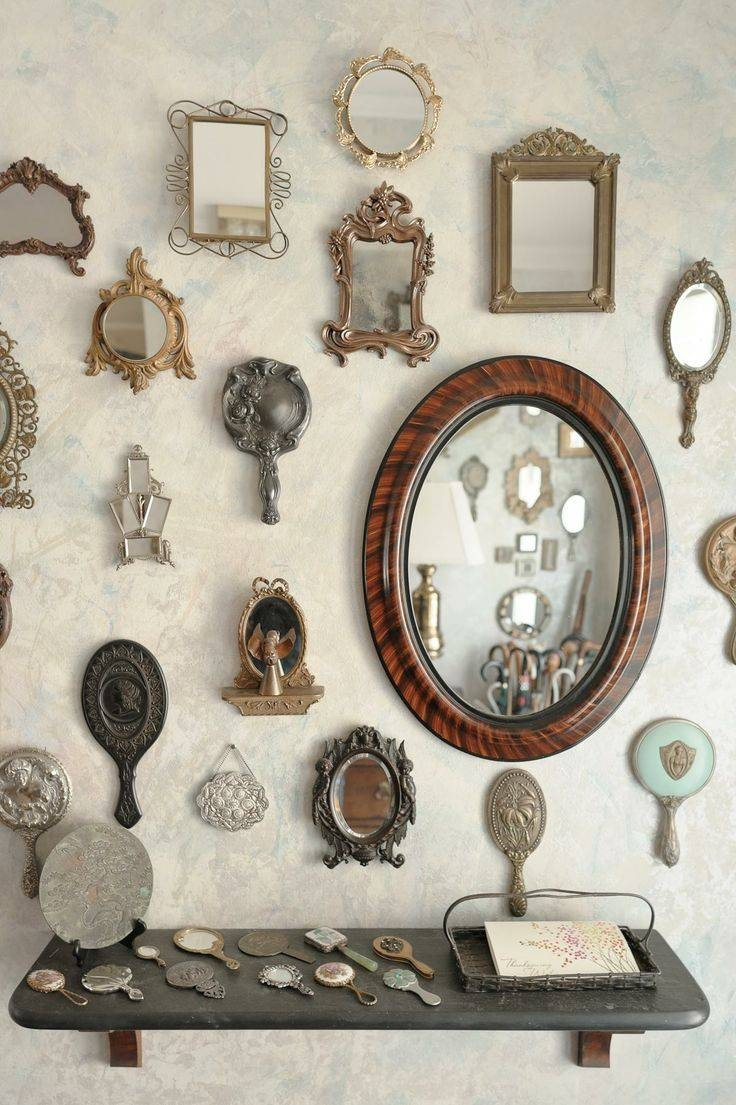 371 Best Mirror, Mirror On The Wall Images On Pinterest intended for Pretty Mirrors For Walls (Image 3 of 15)