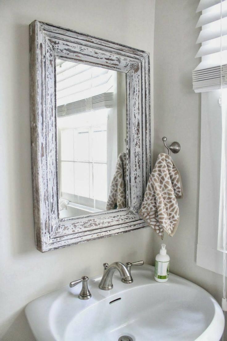 45 Best Estilo Shabby Chic Images On Pinterest | Shabby Chic with White Shabby Chic Mirrors (Image 2 of 15)
