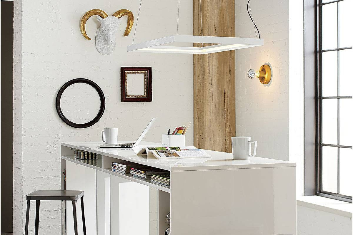 5 Beautiful Pendant Light Fixtures That Save Visual Space throughout Cb2 Pendant Lights (Image 1 of 15)