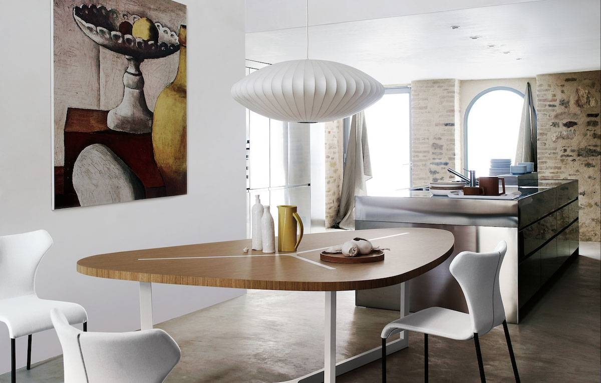 5 Delicious Modern Pendant Lamps For The Dining Room – Design For Nelson Pendant Lights (Photo 15 of 15)