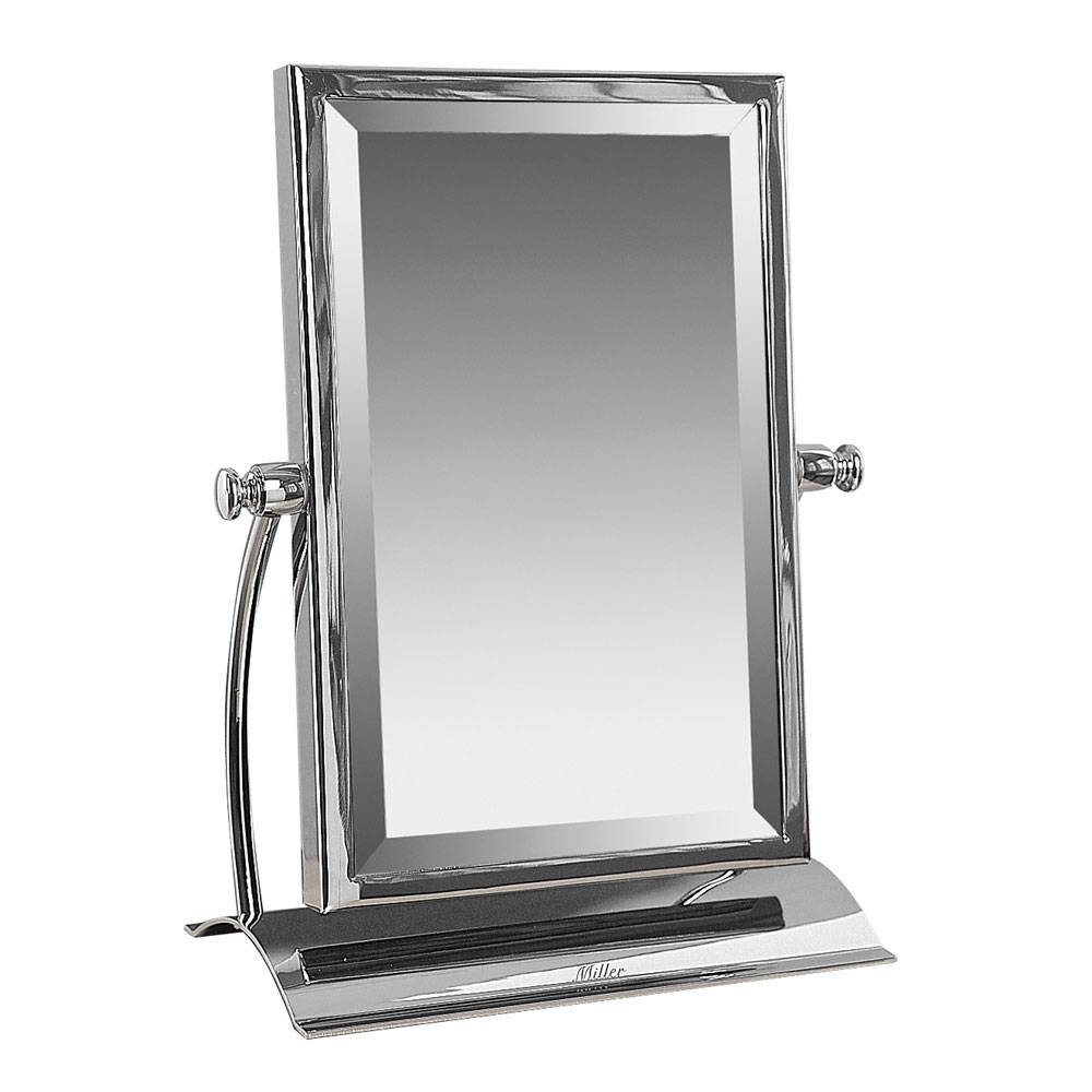 6 Bathroom Mirror Styles Perfect For Any Bathroom | Victorian Plumbing For Free Standing Table Mirrors (Gallery 15 of 15)