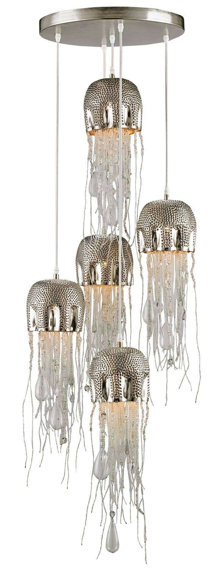 71 Best Bright Lights Images On Pinterest | Bright Lights Regarding Jellyfish Inspired Pendant Lights (Image 9 of 15)