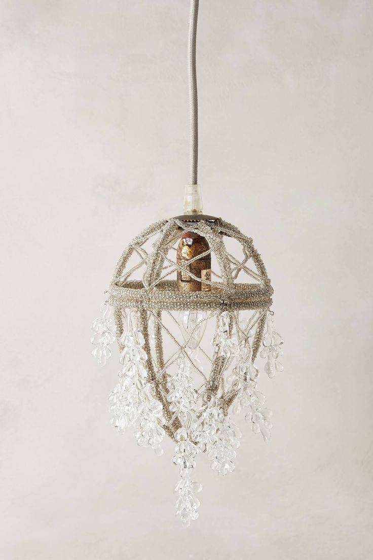 77 Best Beaded Pendant Lights Images On Pinterest | Pendant Lights for Anthropologie Pendant Lighting (Image 8 of 15)