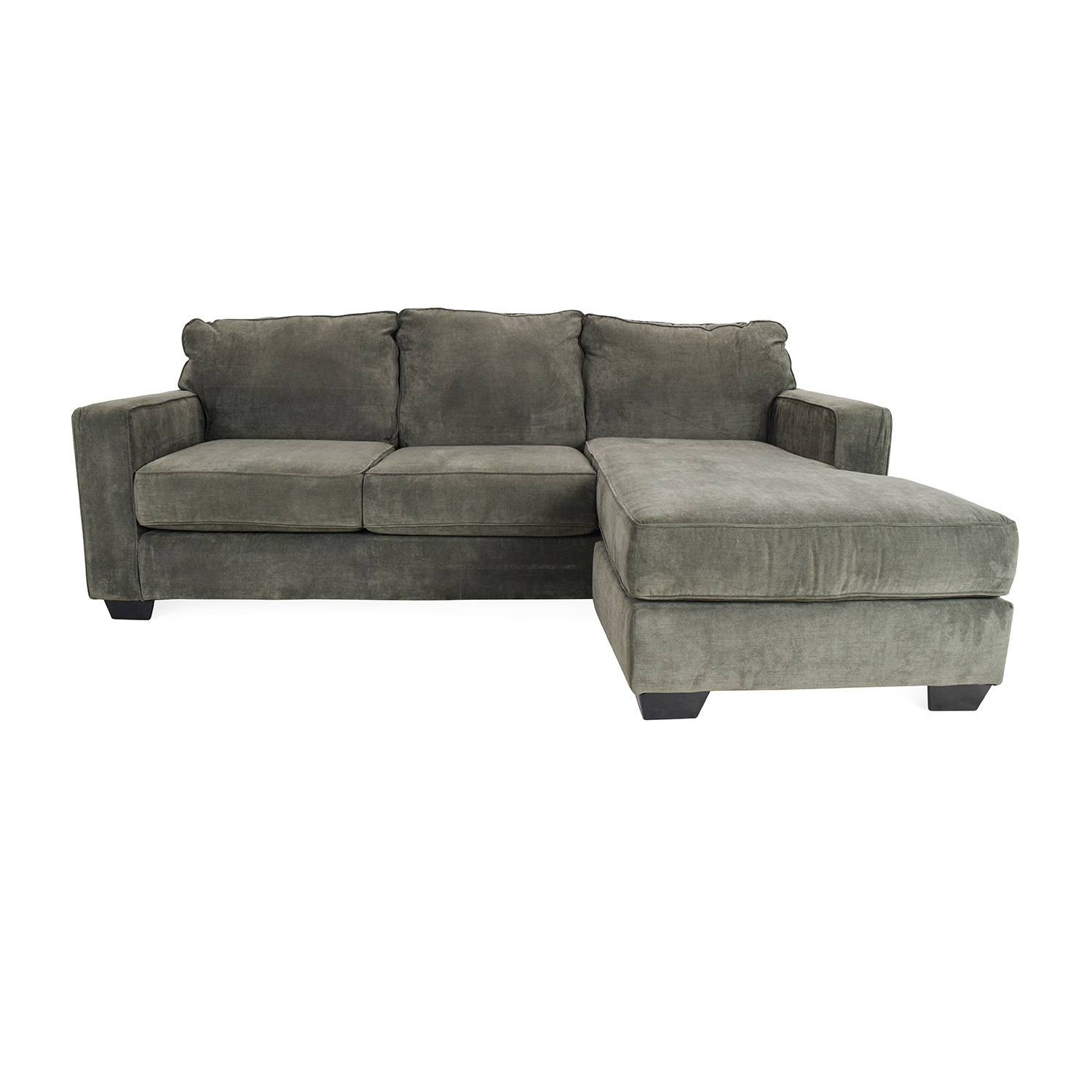 77% Off - Roche Bobois Roche Bobois Brown Leather Sectional / Sofas pertaining to Jennifer Sofas And Sectionals (Image 3 of 15)