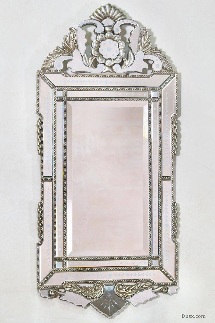 8 Best The Very Best Venetian Mirrors Images On Pinterest In Vintage French Mirrors (Photo 10 of 15)