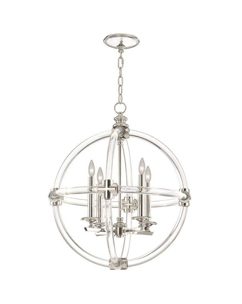 845840St Fine Art Lamps Grosvenor Square 28.5 Inch 4 Light Pendant For Grosvenor Lights Pendants (Gallery 12 of 15)