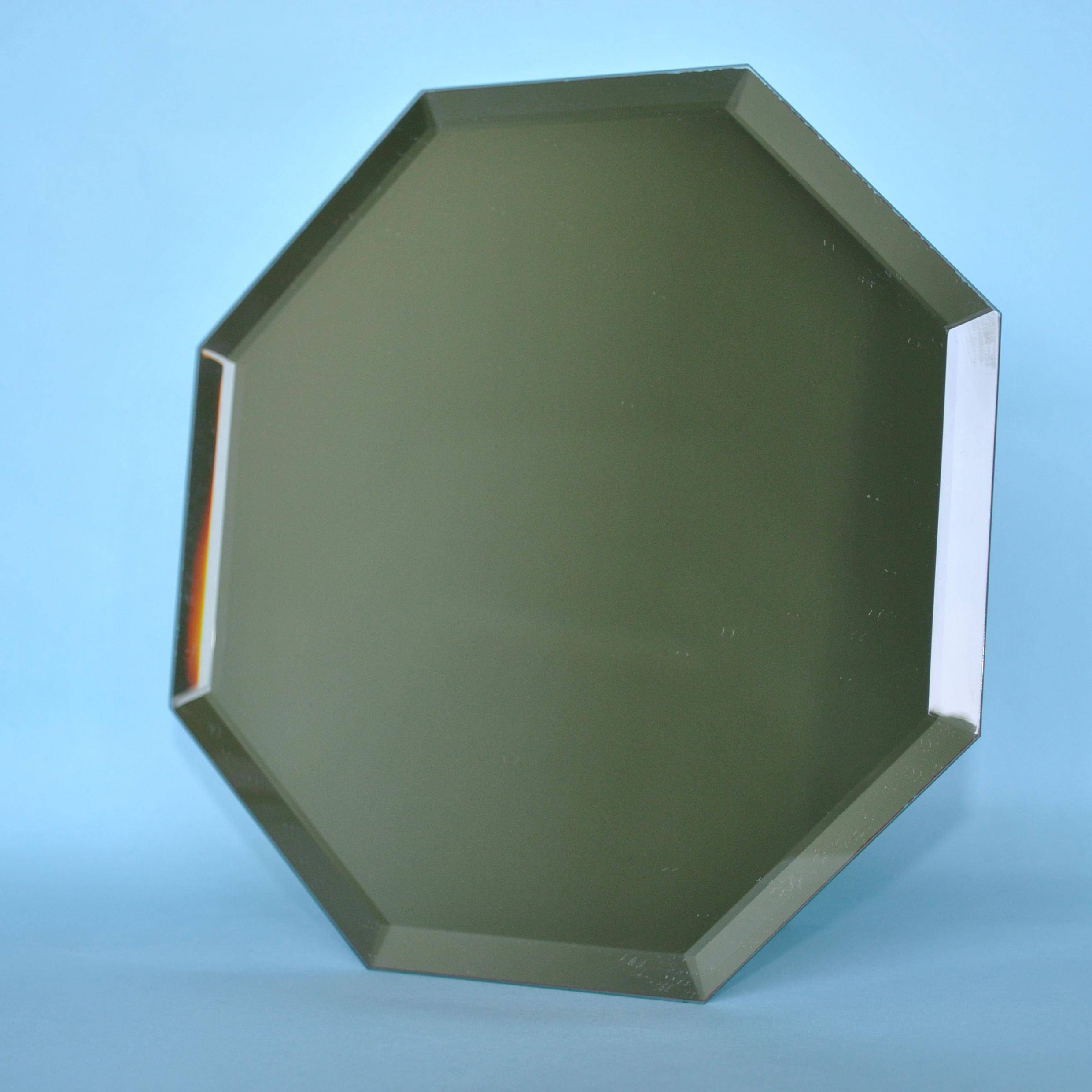 8Mm Octagon Bevel Edge Silver Mirror, China 8Mm Octagon Bevel Edge for Bevel Edged Mirrors (Image 3 of 15)