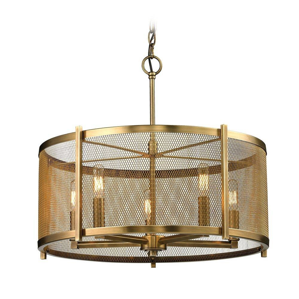 Accessories : Diy Drum Pendant Light Mini Drum Pendant Lighting intended for Barrel Pendant Lights (Image 2 of 15)