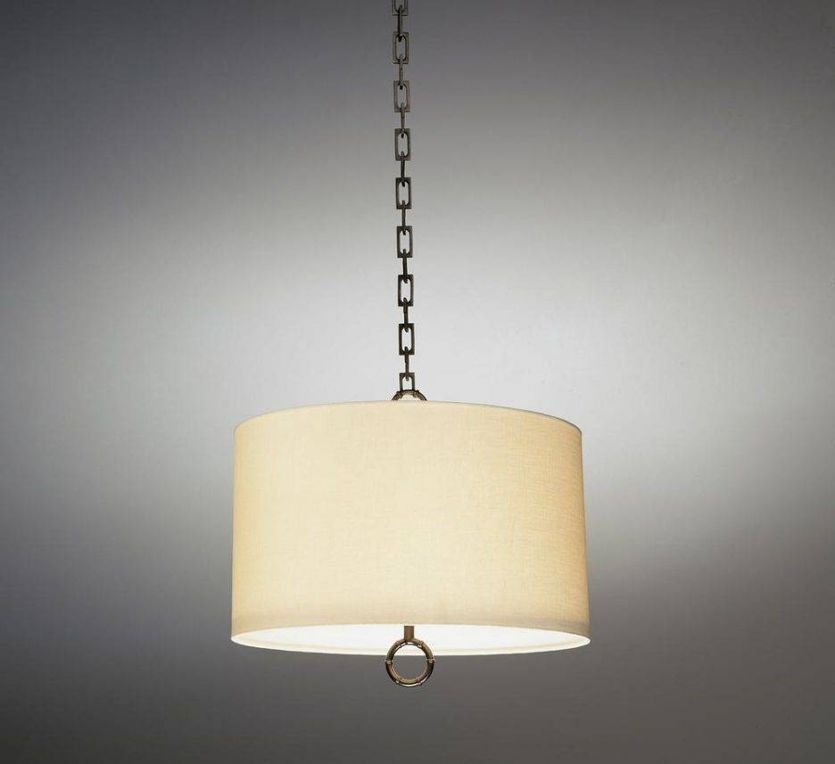 Accessories : Drum Pendant Lighting Oversized Drum Pendant Light with Red Drum Pendants (Image 5 of 15)