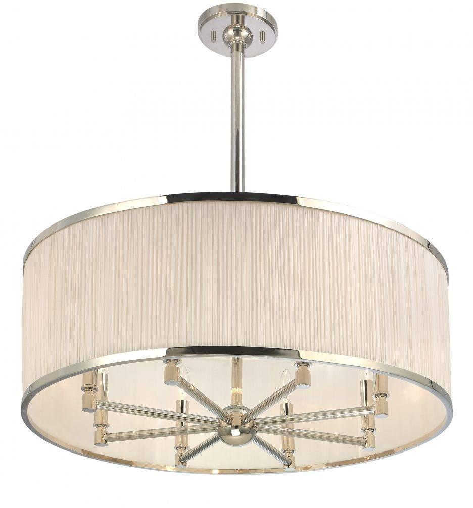 Accessories : Drum Pendant Lighting Pendant Lighting With Drum intended for Rectangular Drum Pendant Lights (Image 2 of 15)