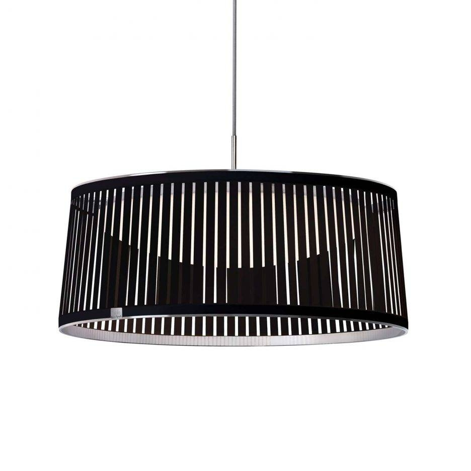 Accessories : Drum Shade Pendant Light Fixture Drum Pendant inside Red Drum Pendants (Image 7 of 15)