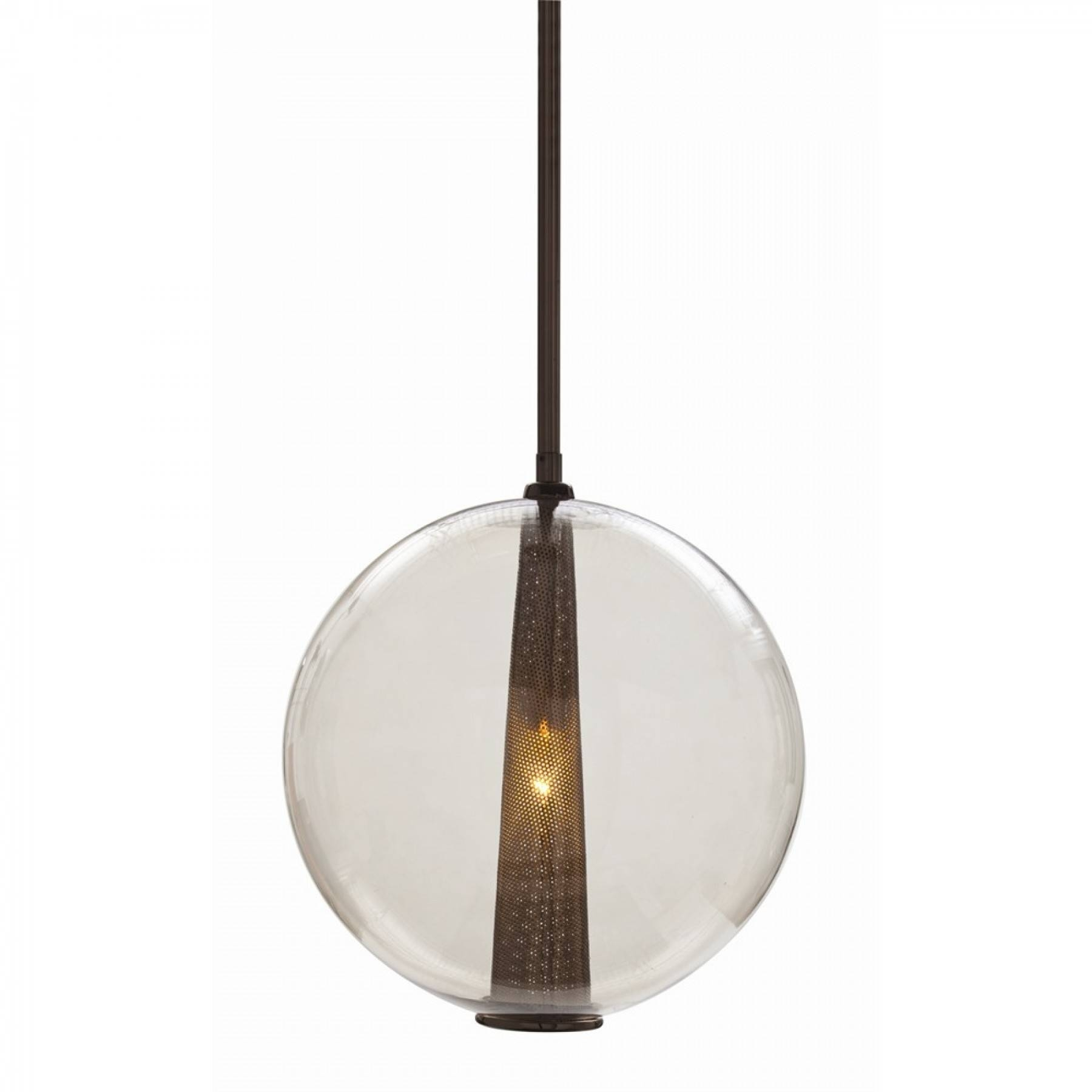 Adjustable Large Pendant inside Caviar Pendant Lights (Image 1 of 15)