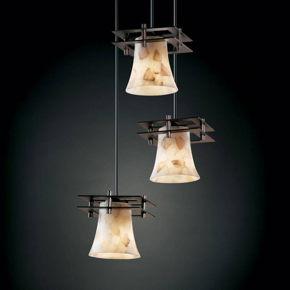 Alabaster Pendant Lights - Baby-Exit within Alabaster Pendants (Image 1 of 15)