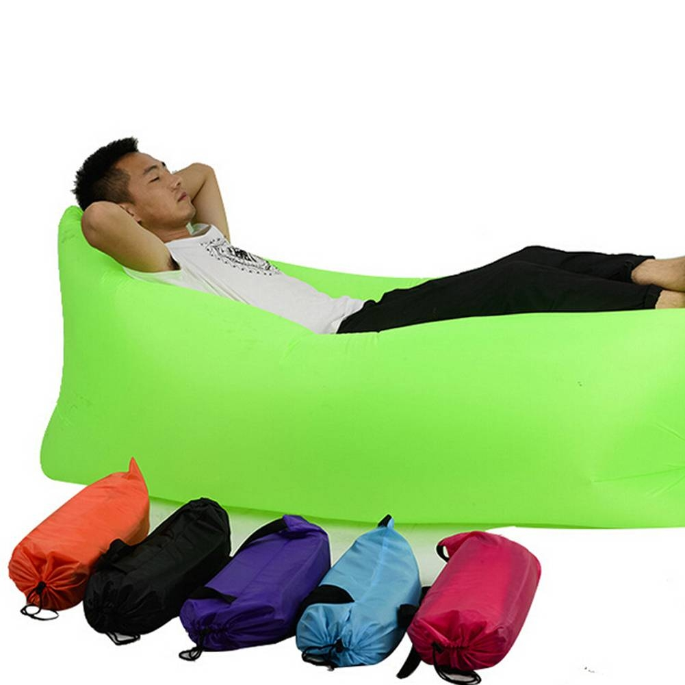 Aliexpress : Buy High Quality Outdoor Portable Air Pocket inside Collapsible Sofas (Image 5 of 15)