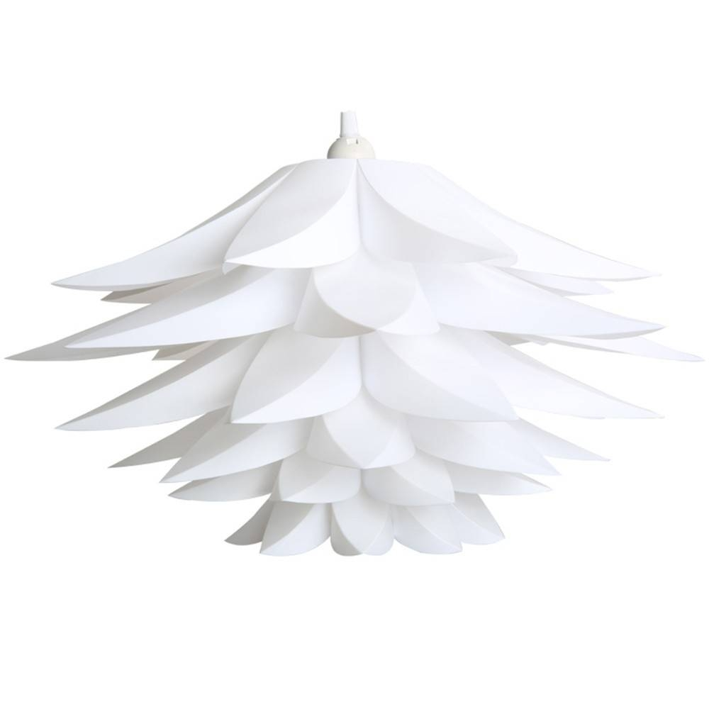 Aliexpress : Buy Party Decorative Lighting Candy Color Flower within White Flower Pendant Lights (Image 3 of 15)