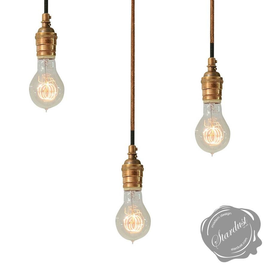 Amazing Of Pendant Light Cord For Interior Decor Pictures Color Throughout Rope Cord Pendant Lights (View 15 of 15)
