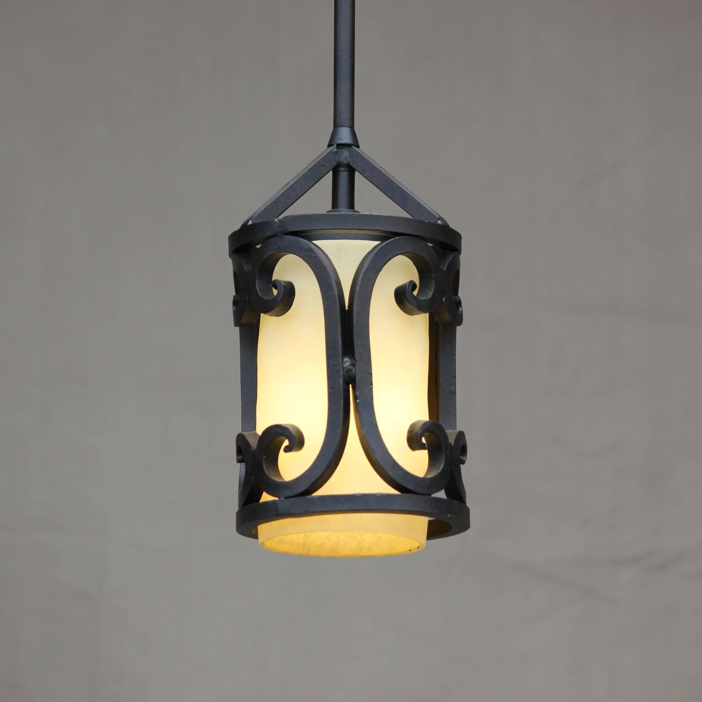 Amazing Of Wrought Iron Pendant Light Related To House Decor in Wrought Iron Pendant Lights for Kitchen (Image 2 of 15)